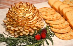 pinecone cheeseball